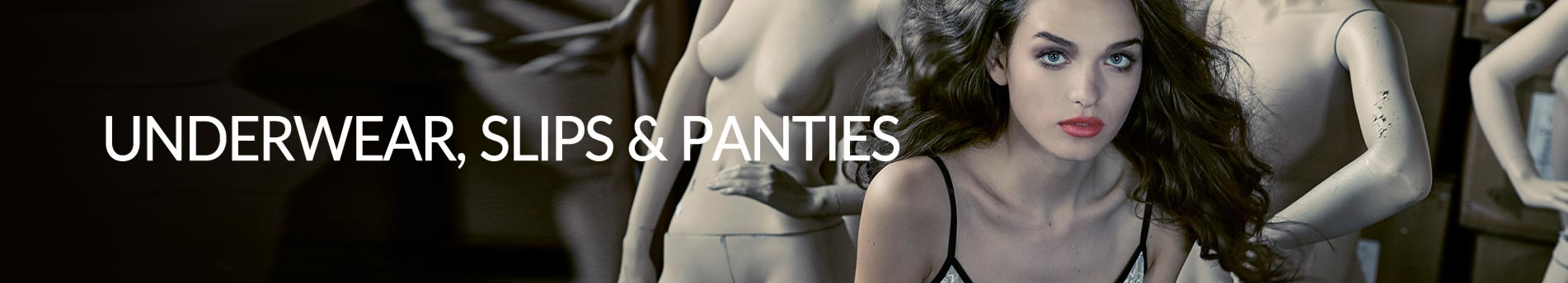 underwear, slips & panties